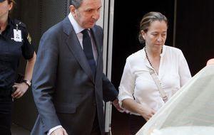 La mujer de García saca 600.000€ de una cuenta en Luxemburgo