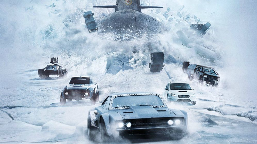 Foto: 'Fast and Furious 8'.