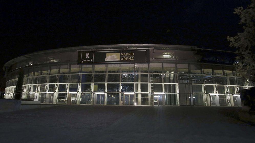 Foto: Vigilia por las muertes del Madrid Arena. (EFE)