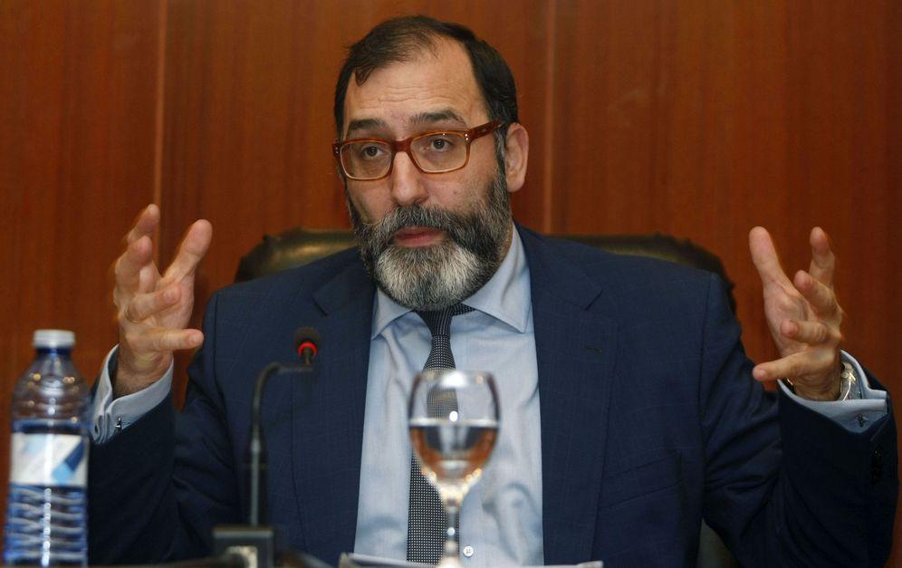 Foto: El magistrado de la Audiencia Nacional, Eloy Velasco. (EFE)