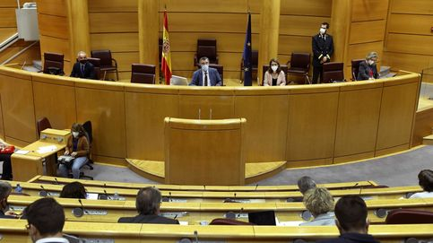Sigue la sesión de Control al Gobierno en el Senado