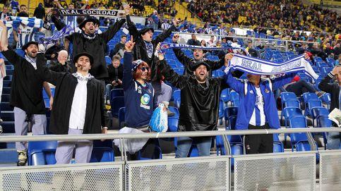 R. Sociedad - Real Valladolid: horario y dónde ver en TV y 'online' La Liga