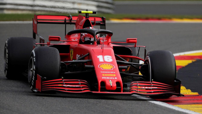 El estrepitoso derrumbe de Ferrari en Bélgica: de ganar a luchar con los Williams