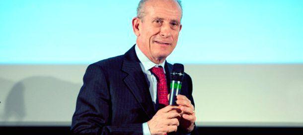 Foto: Francesco Posteraro, comisario de la AGCom italiana. (Foto: http://www.aesvi.it/)