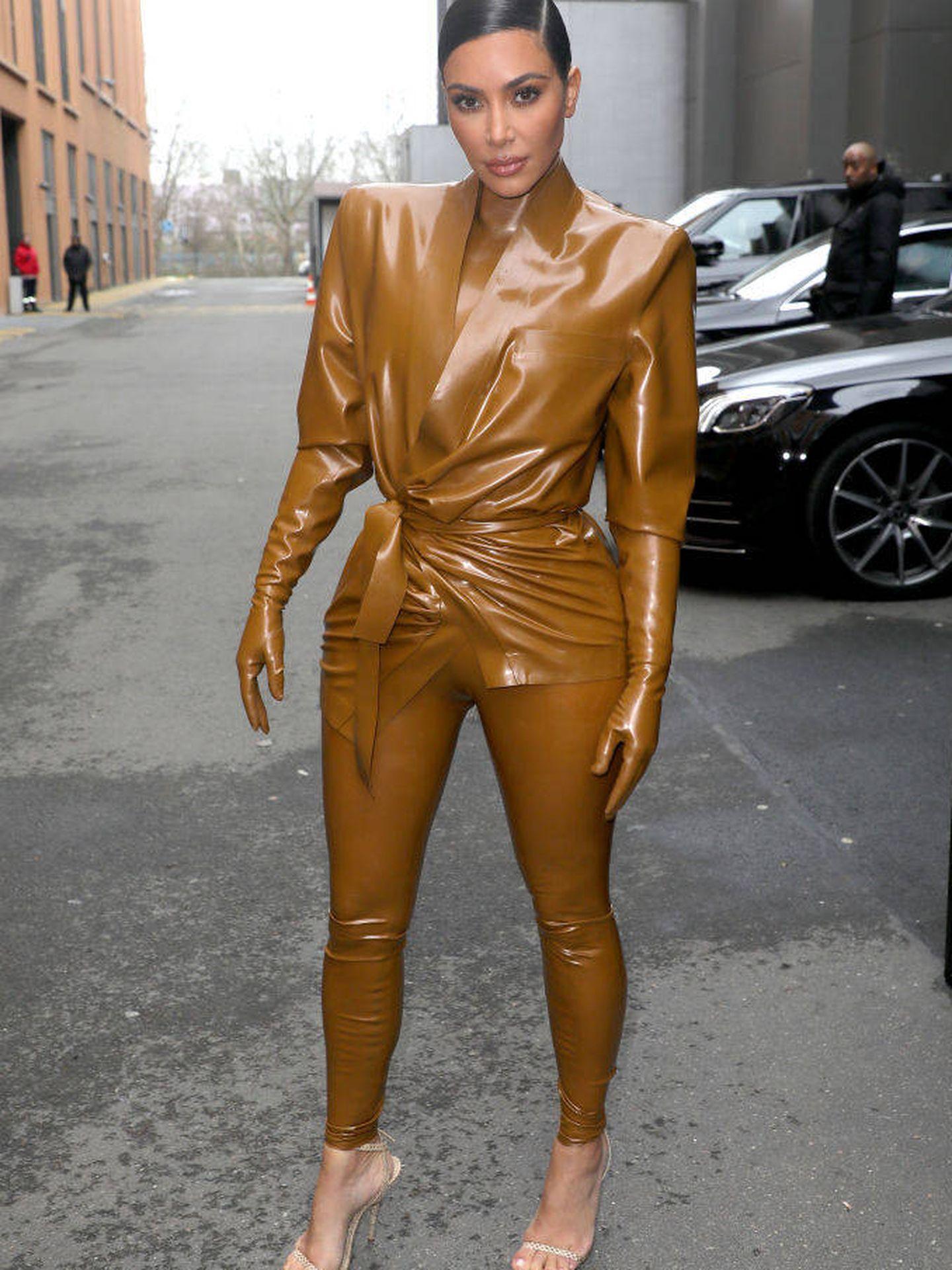 Kim Kardashian. (Getty)