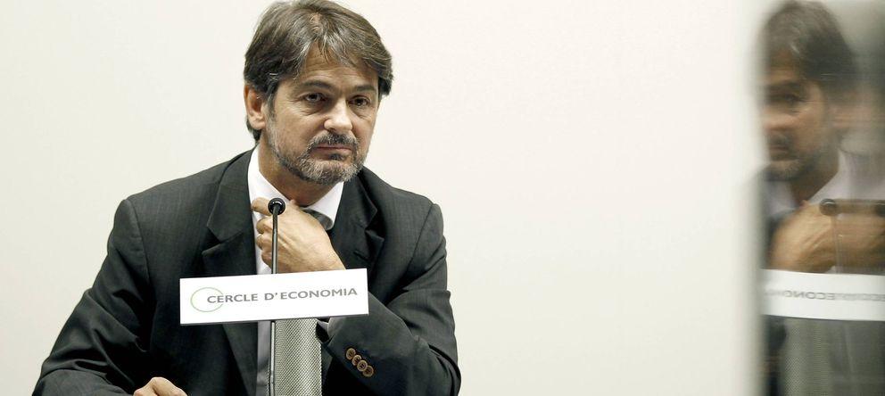 Foto: El exsecretario general de CDC Oriol Pujol. (EFE)
