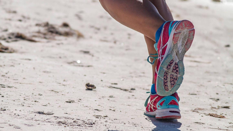 Ejercicios físicos para unas piernas tonificadas. (Unsplash)