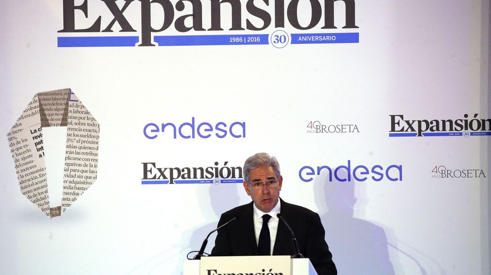 Foto: El presidente de la Unidad Editorial, Antonio Fernández-Galiano. (EFE)