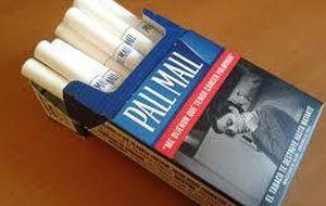 El tabaco sube: las cajetillas de Lucky Strike y Pall Mall, cinco céntimos más caras