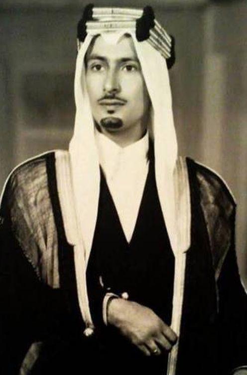El príncipe saudí Saad Bin