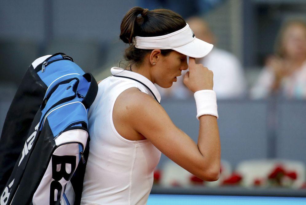 Foto: Las mejores imágenes del primer domingo del Mutua Madrid Open