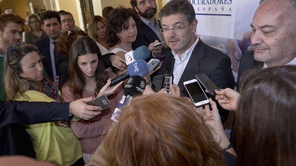 Catalá, sobre el caso Nóos: La privación de libertad debe estar muy justificada