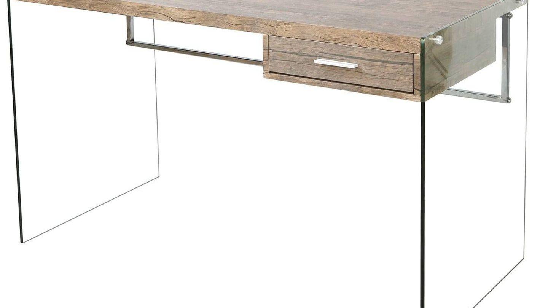 Une mesa de despacho funcional y moderna. (Westwing)