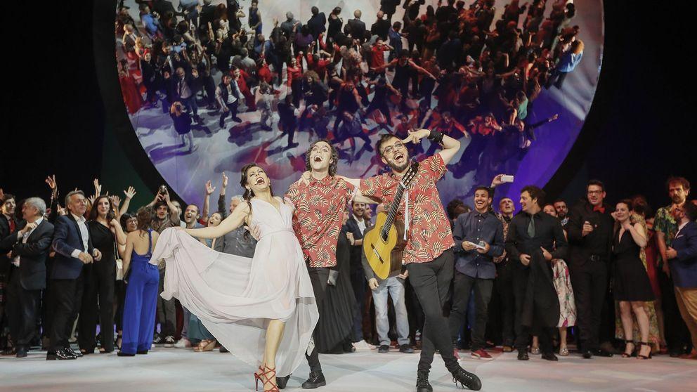 Premios Max 2018: ganadores y críticas a la Ley Mordaza, al abandono de teatros y a TVE