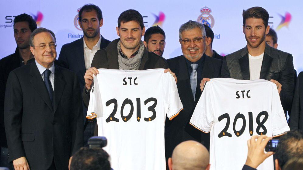 Foto: Sergio Ramos no permitirá que Florentino Pérez le desprestigie como a Casillas