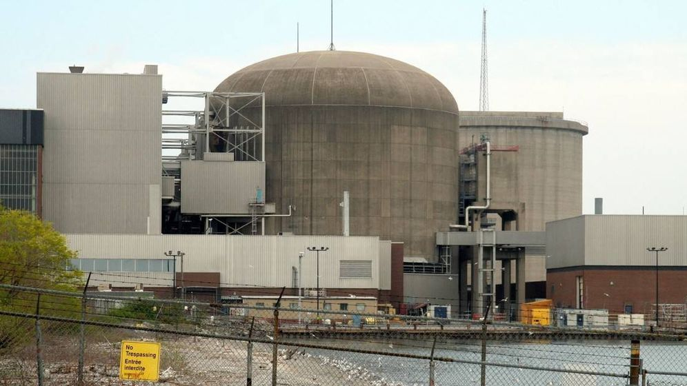 Foto: Central Nuclear de Pickering. Foto: Flickr