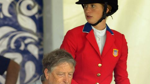 La hija amazona de Bill Gates, protagonista de un concurso hípico en México