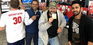 Post de Tiene que recorrer tres tiendas para saber que ganó un millón a la lotería