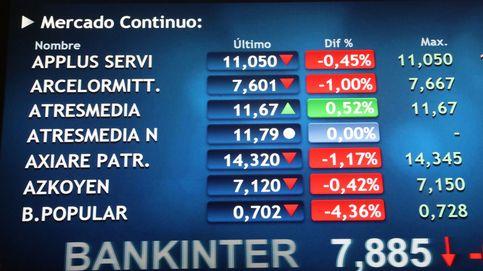 La acción de Popular acumula una caída semanal del 24,75%
