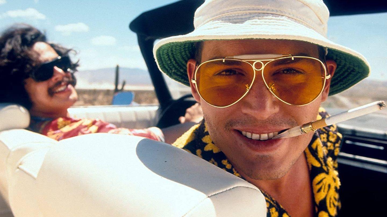 El actor, en 'Miedo y asco en Las Vegas'. (Universal)