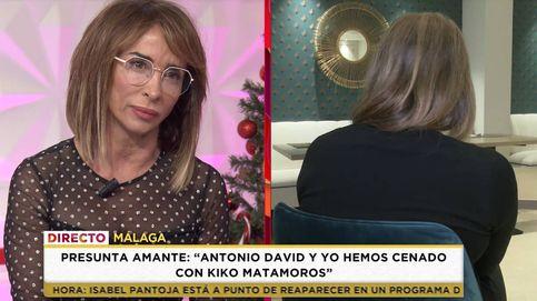 La sucia jugarreta de 'Socialité' a la supuesta amante de Antonio David