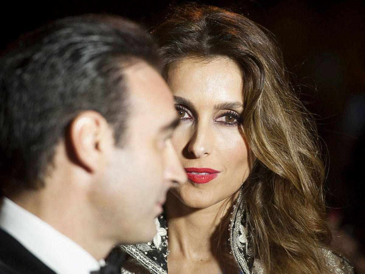 Foto: Enrique Ponce y Paloma Cuevas. (Cordon Press)