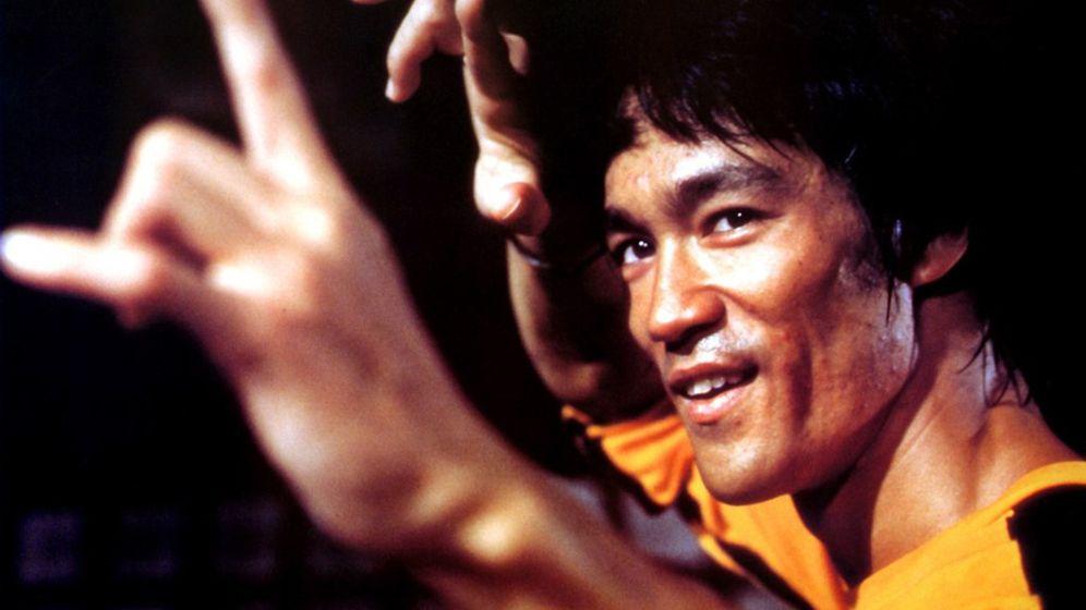 Foto: Bruce Lee es una auténtica leyenda de la historia del cine