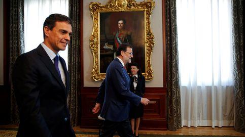 El 'no' de Pedro Sánchez a la investidura de Mariano Rajoy en 10 frases