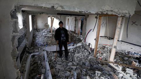 Ejército israelí destruye casa de un palestino acusado de asesinar a una colona judía