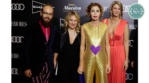 De Laura Ponte a Ágatha Ruiz de la Prada: las mejor y peor vestidas de los Premios Interiores
