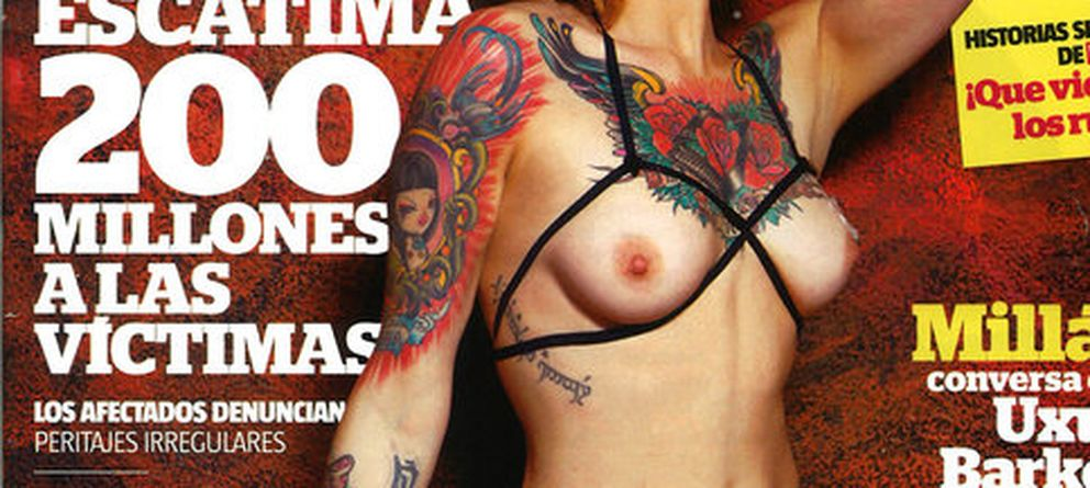 Mediaset Se Desnuda En Interviú