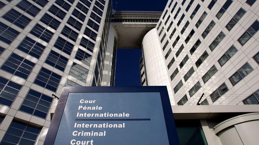 Foto: Entrada a la Corte Penal Internacional en La Haya, Holanda, en marzo de 2011 (Reuters)