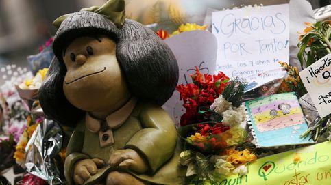 Quino tendrá una placa conmemorativa en una plaza del centro de Madrid