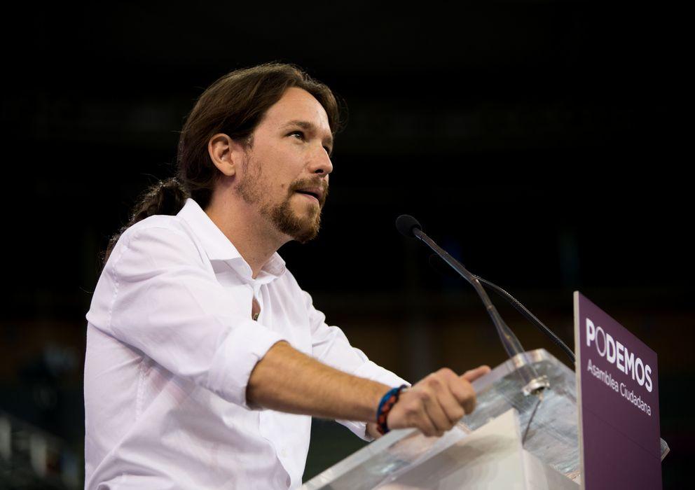 Foto: Pablo Iglesias apadrinará a candidatos afines para ocupar las secretarias generales de los municipios. (Efe)