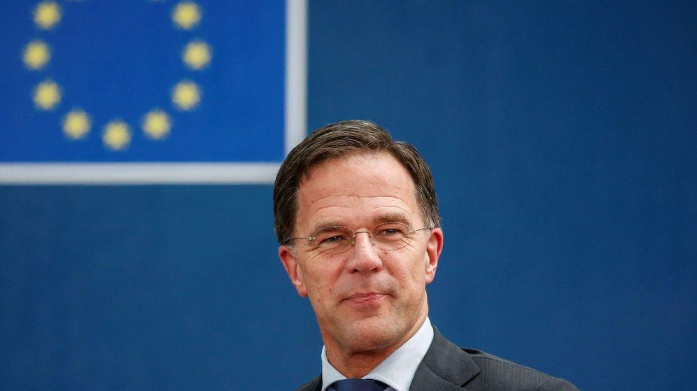 Foto: El primer ministro de los Países Bajos, Mark Rutte. (Reuters)