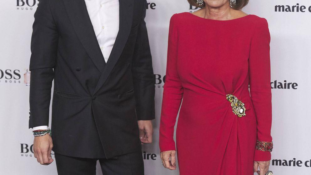 Marta Ortega y Alonso Aznar coinciden en una boda en Cantabria