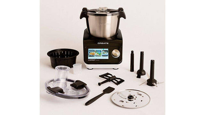 Robot de Cocina inteligente Chefbot Touch de Create