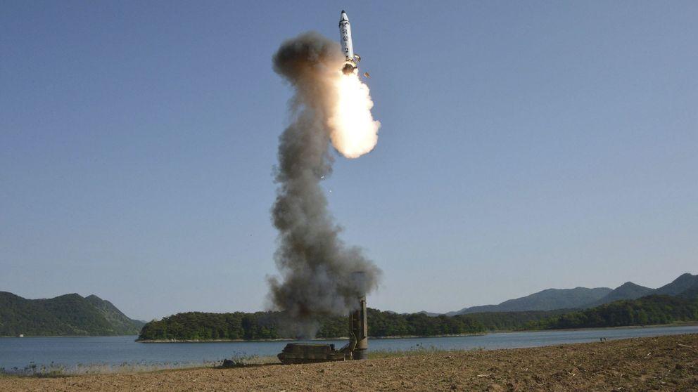Corea del Norte realiza un nuevo lanzamiento de un misil al Mar de Japón