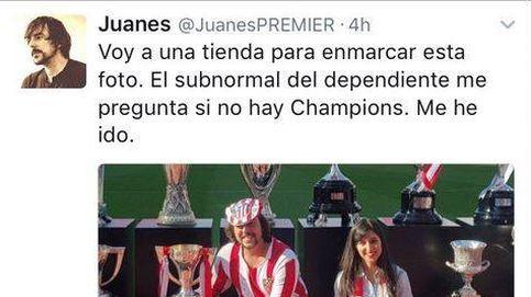 Juanes, el colchonero al que Cristalerías Chamberí rompió el corazón