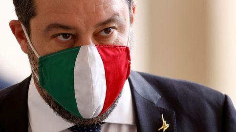 El giro europeísta de Salvini: una victoria para la UE y una molestia para los eurobeatos