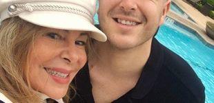 Post de Ana Obregón vuelve al hospital con su hijo llena de optimismo