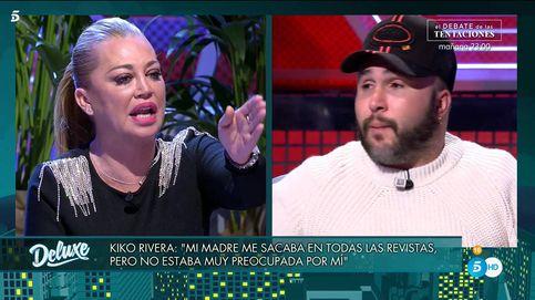 Belén Esteban irrita a Kiko por defender a Isabel Pantoja: Llévatela a tu casa
