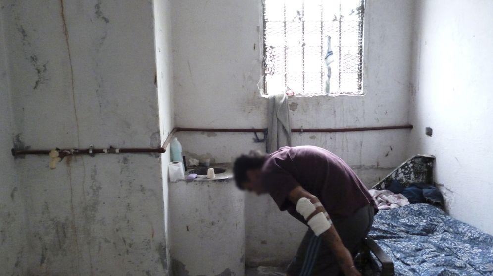 Foto: Presos y carceleros conviven con ratas y basura en las prisiones argentinas. (Efe)