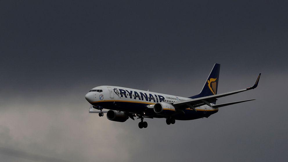 Ryanair gana un 7% menos hasta septiembre lastrada por las huelgas y el petróleo