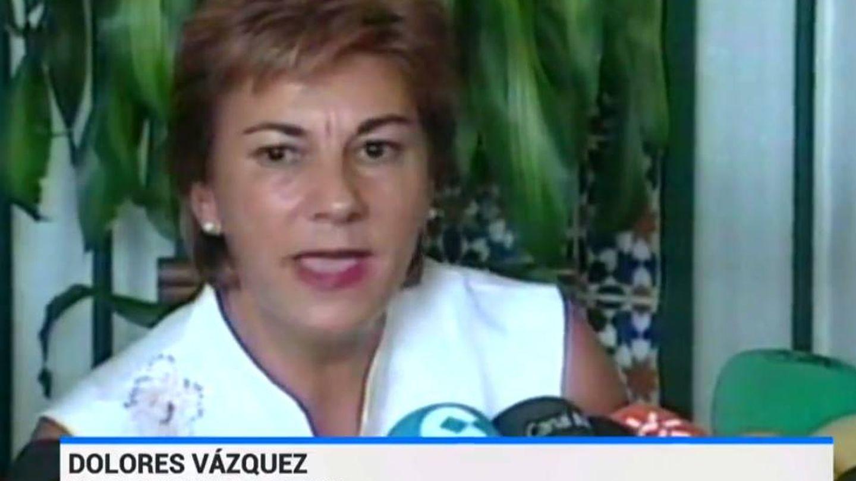 Dolores Vázquez fue la primera sospechosa del crimen por haber sido pareja de la madre de Wanninkhof. Foto: TVE