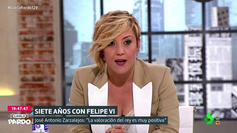 Cristina Pardo carga contra el emérito por la cuenta de Andorra