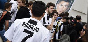 Post de El pelotazo de Adidas con el fichaje de Cristiano Ronaldo por la Juventus