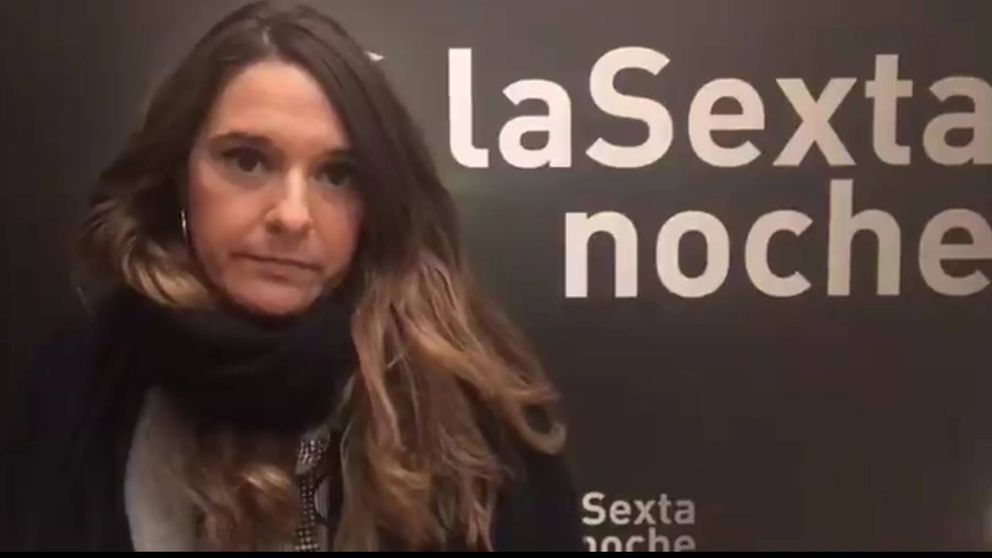 Una diputada de Podemos carga contra L6: Salgo indignada de 'La Sexta Noche