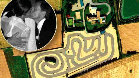 La finca donde se ha casado Sete Gibernau en secreto debe 2,7 millones a Hacienda