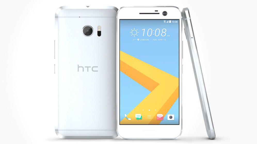 Foto: El HTC 10 pretende insuflar vida a las maltrechas cuentas de HTC.